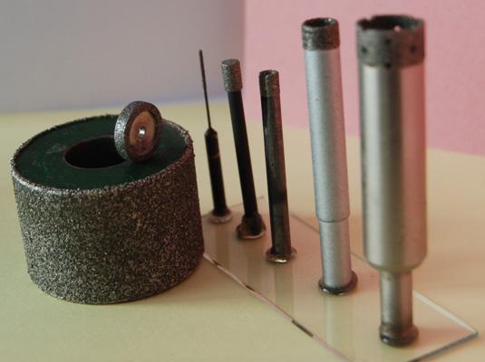Промышленный алмазный инструмент
